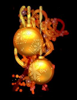 Boule de Noël (1)