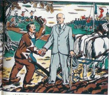 « La France doit rester une nation paysanne »