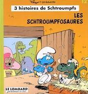 Les schtroumpfosaures - Peyo
