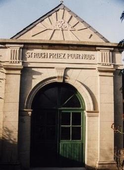 Chapelle Saint-Roch : Hergnies