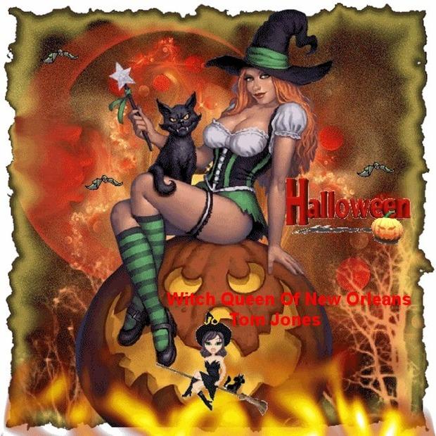 Witch Queen Of New Orleans    Tom Jones    Par Mirella