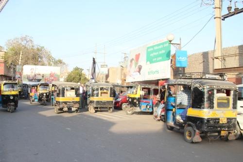 Bikaner, vieille ville et marché