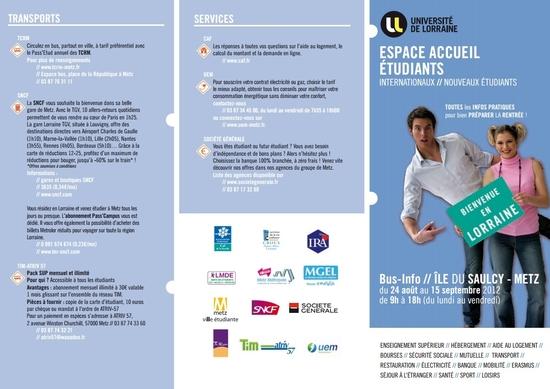 brochure etudiant 1