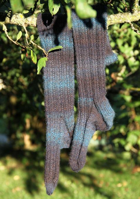 Chaussettes pour grands froids