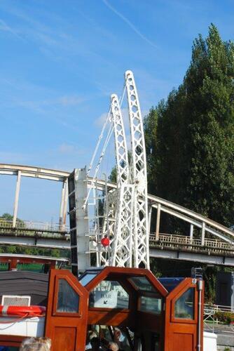 Toujours premier pont levis