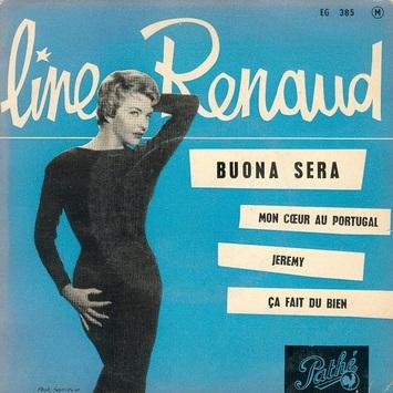 Line Renaud, 1957