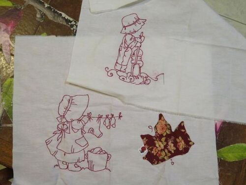 projets broderies