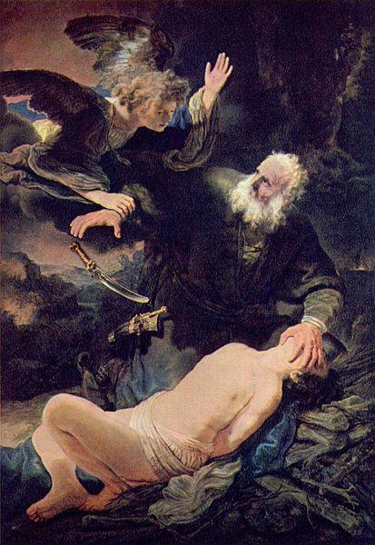 Abraham. Ancien Testament : Patriarche du peuple Juif († v. -1850 av JC.)
