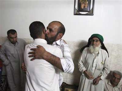 إطلاق سراح عصائب الحق الشيعية