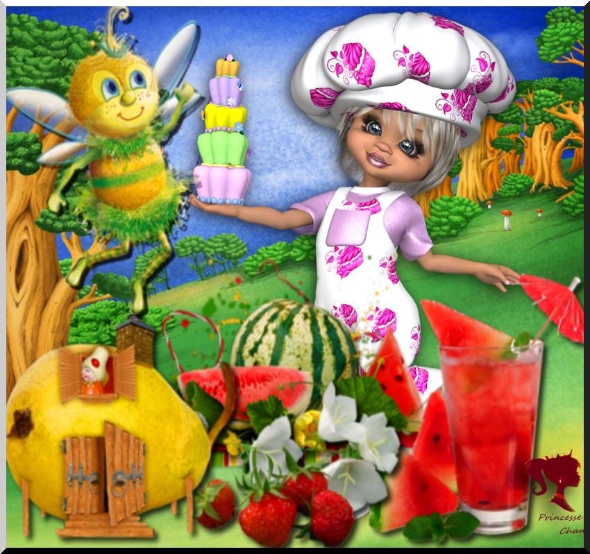 vos participations 1 avec mon cluster gratuit : les fruits