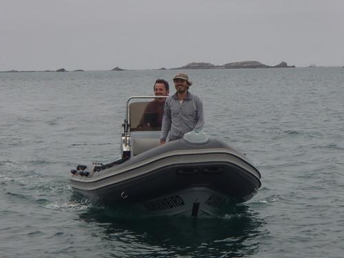 Open Fishing Baie de Morlaix
