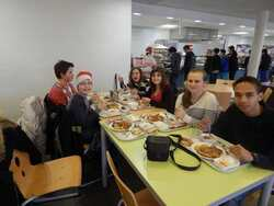 Noël au collège