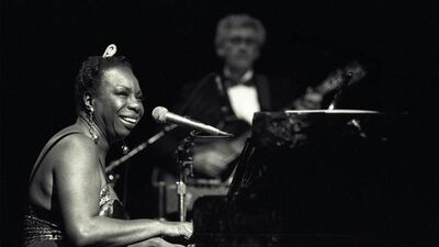 My baby just cares for me! (Nina Simone)