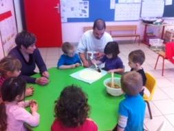 Romuald nous apprend à faire une galette