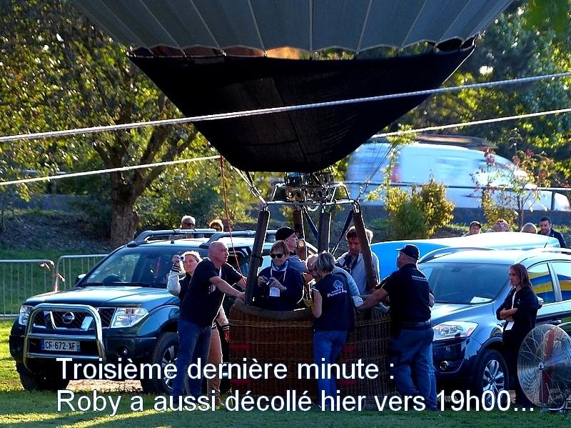 Metz / Les montgolfiades 2015...