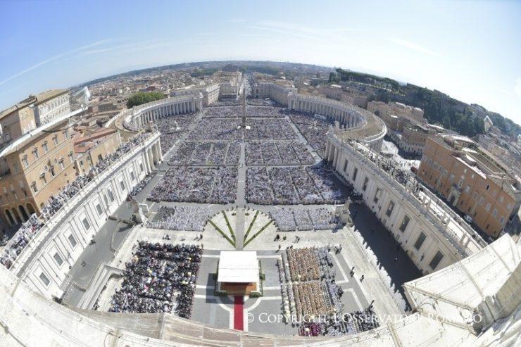 Canonisation de Mère Teresa © L'Osservatore Romano