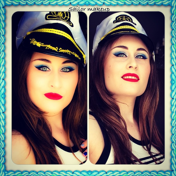 ♥ Sailor Makeup ♥