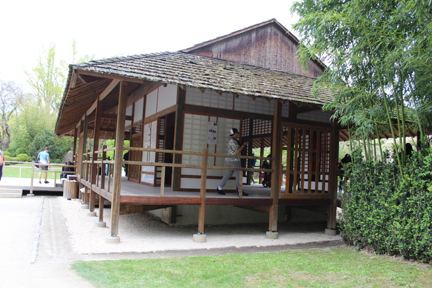 *Jardin Japonais