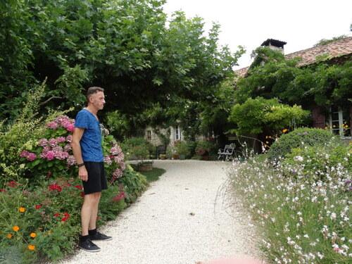 Les jardins de Coursiana