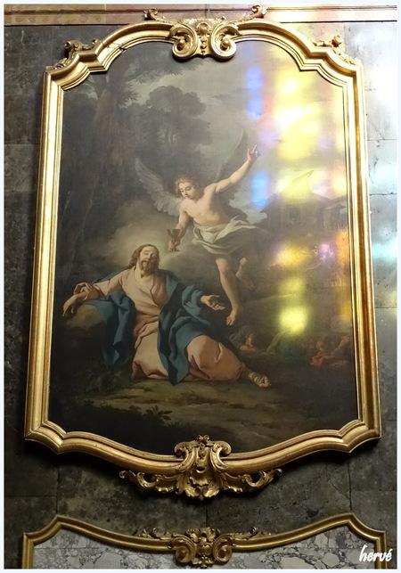La cathédrale Saint-Jean de Besançon 2/3