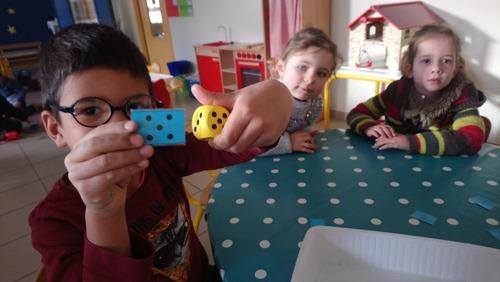 Cartes recto-verso - jeu mathématiques