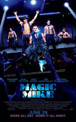 affiche magic mike