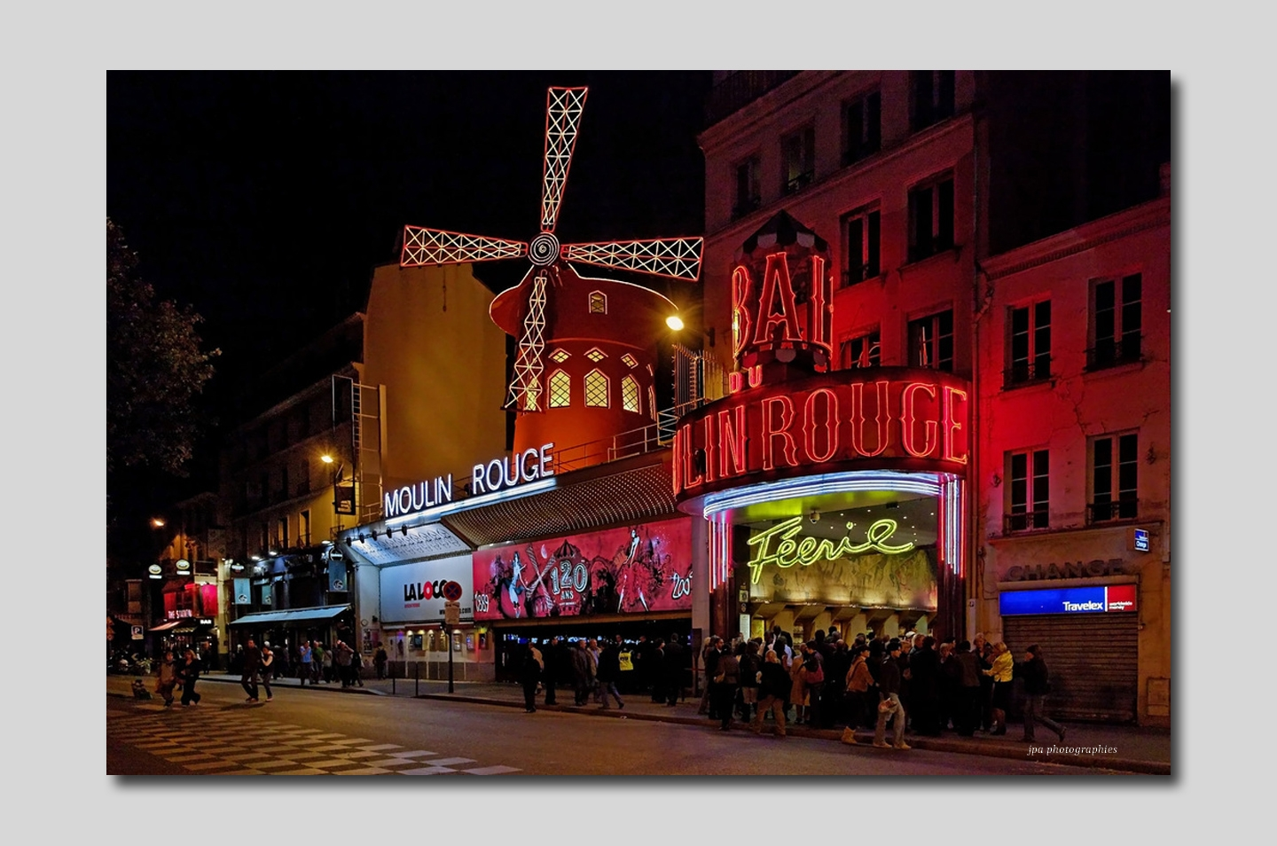 Montmartre Le Moulin Rouge