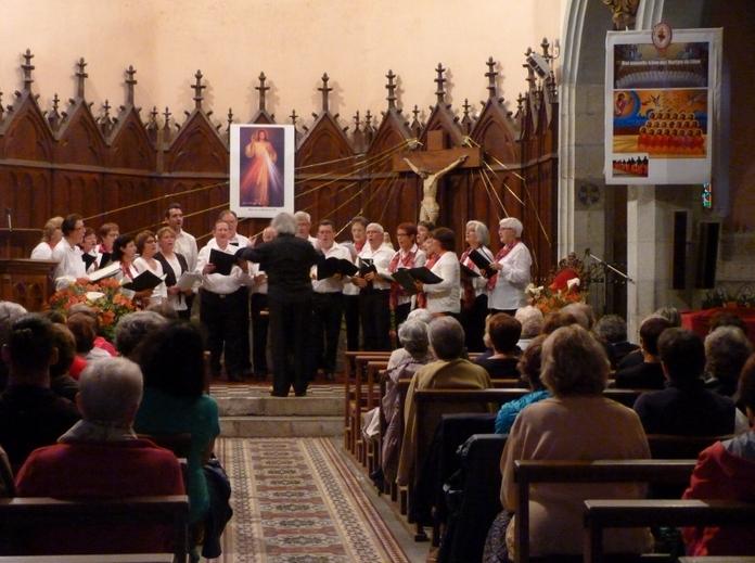 concert 13 juin 2015 Arthez de béarn