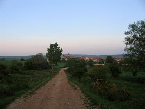 Camino Francès - San Juan de Ortega - Burgos