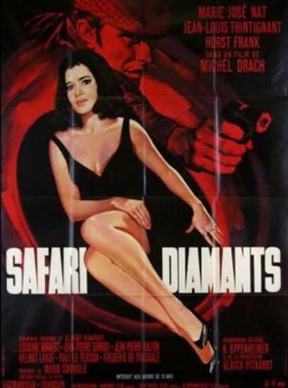 SAFARI DIAMANT BOX OFFICE 1966