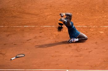 Serana Williams triomphant à Paris en 2013