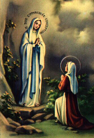 Notre-Dame de Lourdes (11 février)
