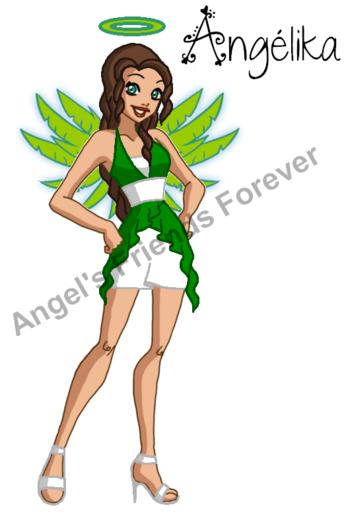 Angélika forme angélique - Copie