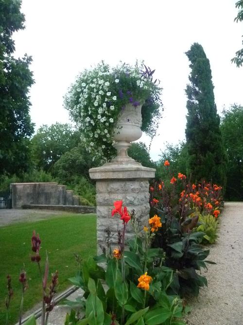 La villa du poète...