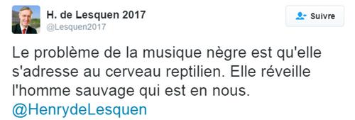 L'islamo-fascisme existe bel et bien, la preuve par Lesquen !
