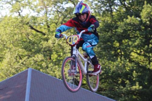 entrainement BMX Mandeure  04 juillet 2017