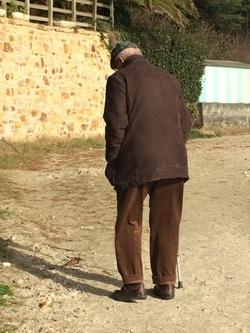 Le vieux monsieur