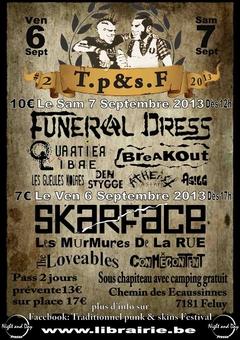 Punk et Skins Festival - Belgique - Sept 2013