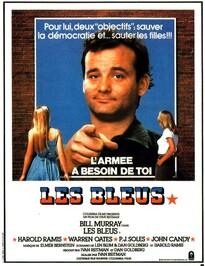BOX OFFICE FRANCE 1982 LES BLEUS
