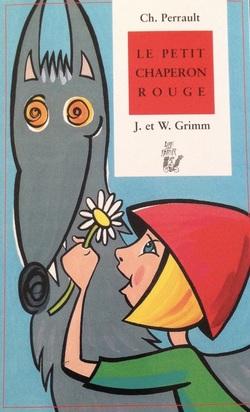 Le petit chaperon rouge, conte traditionnel et contes détournés