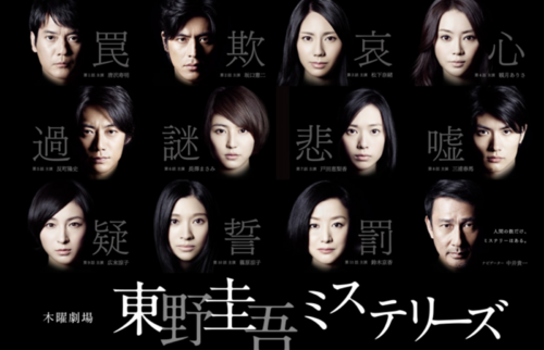 Higashino Keigo Mysteries - 東野圭吾ミステリーズ