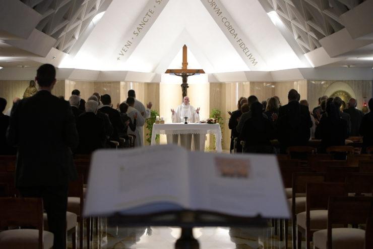 Sainte-Marthe 09/11/2017 © L'Osservatore Romano