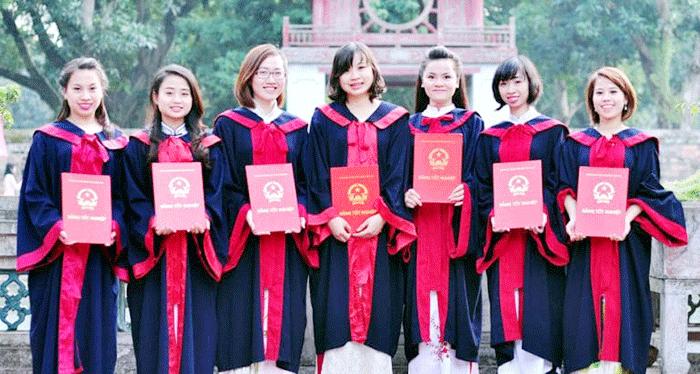 Dịch vụ làm bằng đại học , cao đẳng giá rẻ uy tín ở Hà Nội