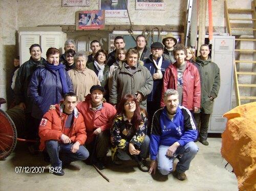 Amicale des Sapeurs Pompiers : Téléthon