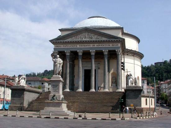 Eglise de la Grande Mère à Turin