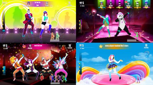 ↪Just Dance Now ou une autre façon de faire du sport!