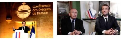 Laïcité et loi de 1905 :  Le vol Elysée-07-05-2017 ne répond plus  Y-a-t-il encore un pilote dans l'avion ? – COMMUNIQUÉ DE PRESSE –