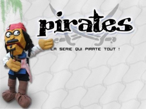 Bannière pirates