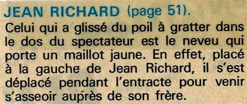 enquête de Jean Richard n°21