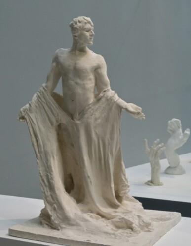 Rodin Mapplethorpe Bourgeois de Calais Fiennes